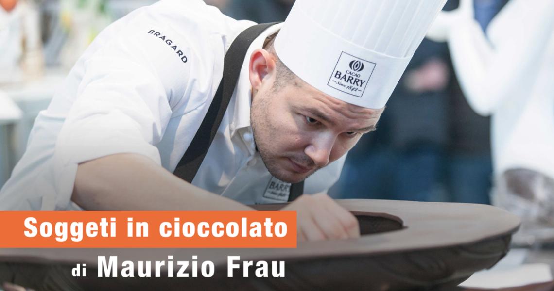 Maurizio Frau - soggetti in cioccolato