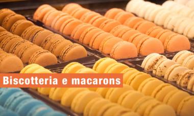 Corso biscotteria e macarons MAG