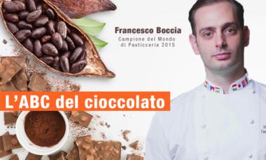 Il cioccolato di Francesco Boccia
