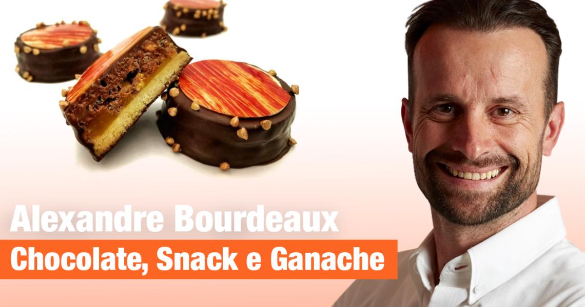 Corso chocolate snack e ganche di Bourdeaux
