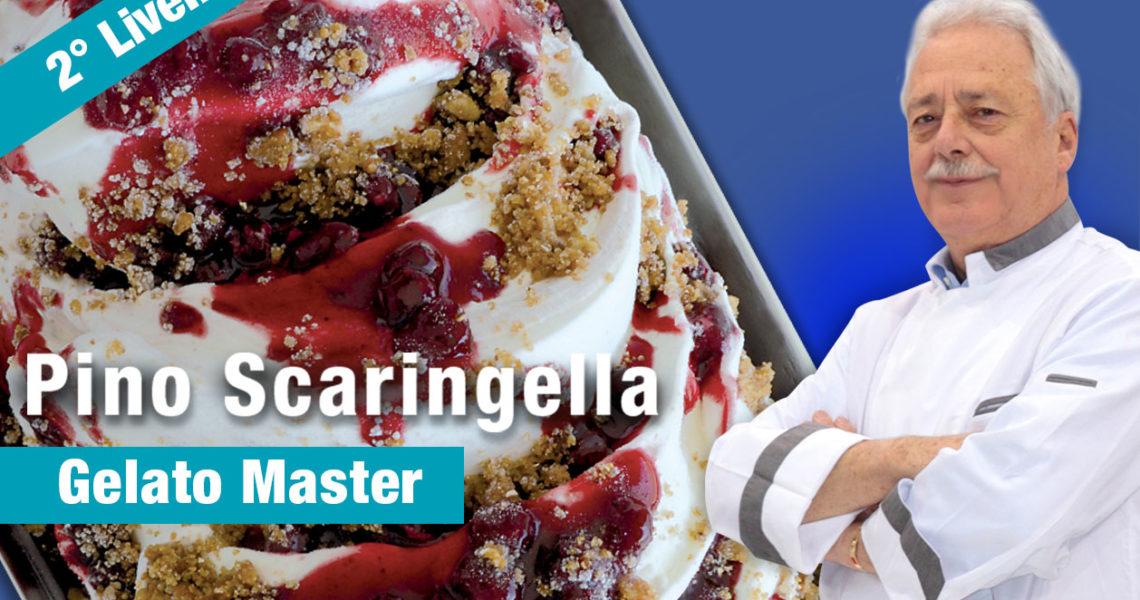 corso gelato artigianale Pino Scaringella